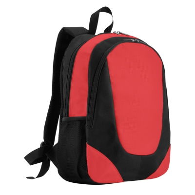 Backpack S02-597STD-03 - Red