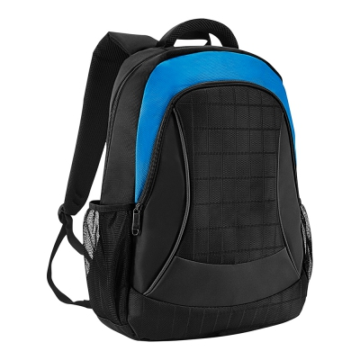 Backpack S02-462LAP-12 - Sky Blue