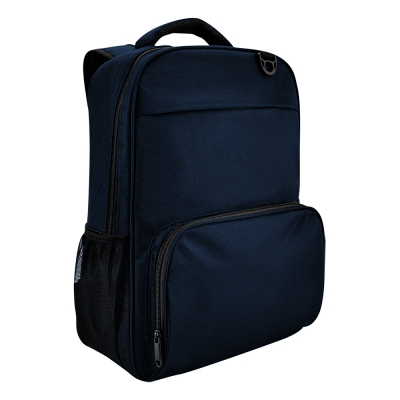 Backpack S02-522LAP-02 - Navy Blue