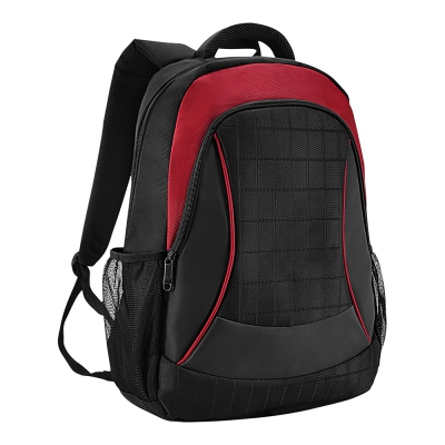 Backpack S02-462LAP-03 - Red
