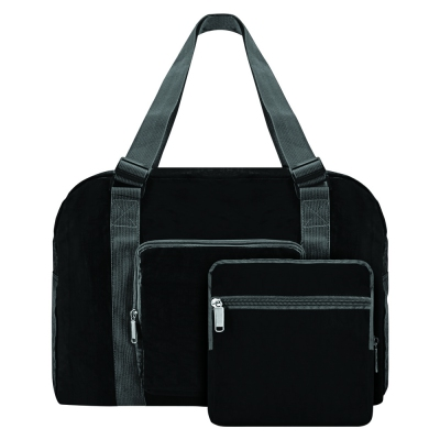 Travel Bag S05-055FOL-01 - BLACK